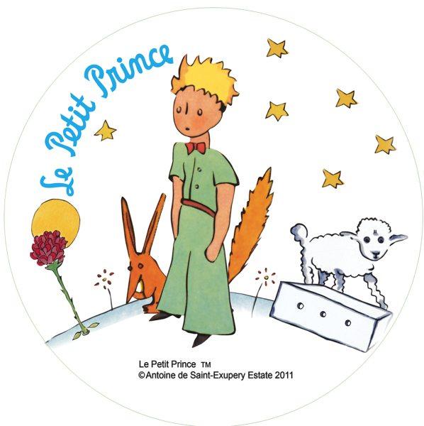 Tortenaufleger Der kleine Prinz rund 16cm