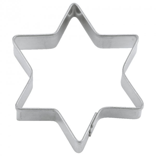 Städter Mini Stern Ausstechform 2,5cm