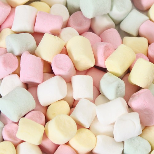 FunCakes Mini Marshmallows -50g-
