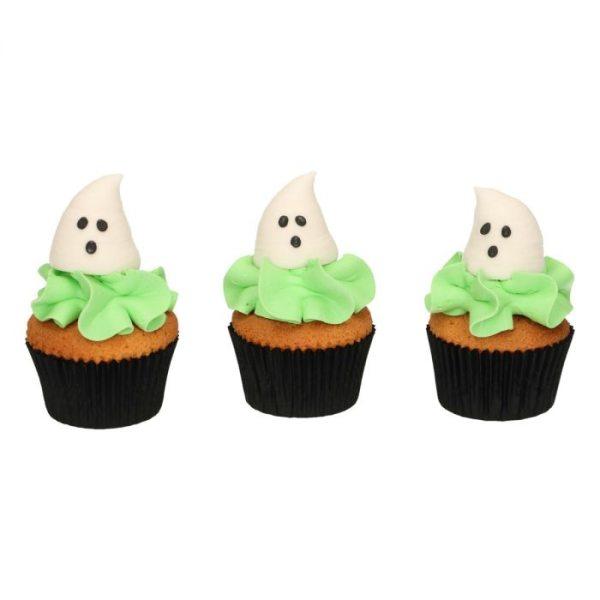 Funcakes Zucker Dekoration Halloween 3D Geister Set 3 Stück