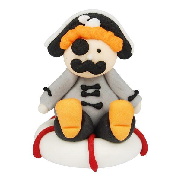 3D Zucker Figur Pirat 1 Stück