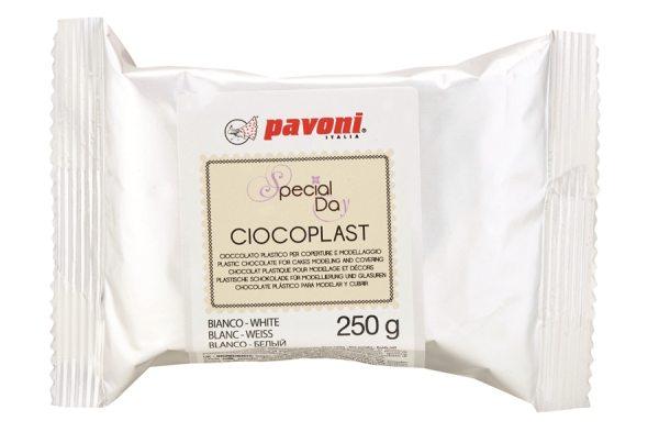 Modellier Schokolade 1 KG weiß
