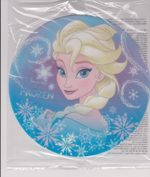 Disney Wafer Sheet - Frozen 4