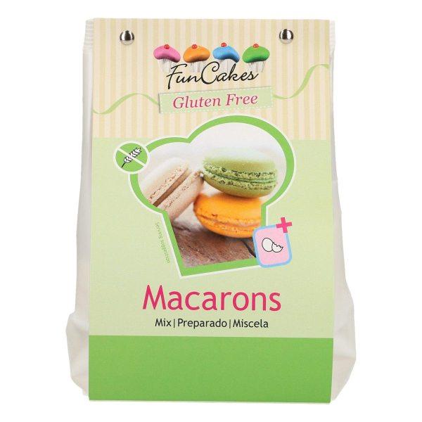 FunCakes Mix für Macarons 300g - Glutenfrei -