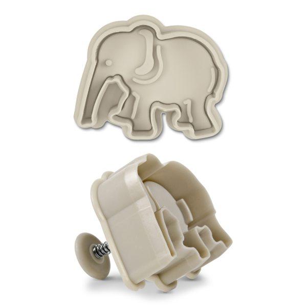 Städter Präge Ausstechform Elefant