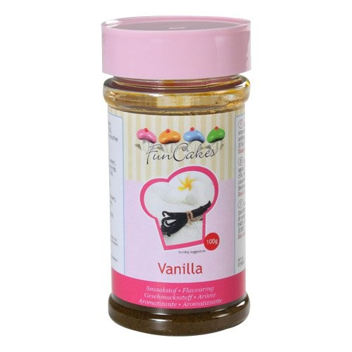 FunCakes Geschmackstoff Vanille 100g