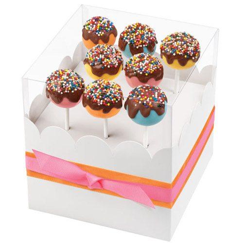 Wilton Cakepop Box