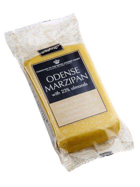 Marzipan rollfertig (Gelb / 200gr)