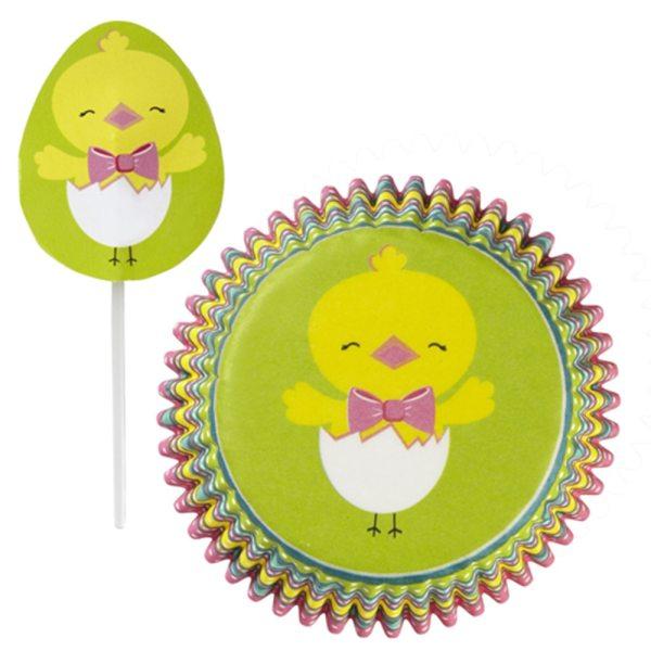 Wilton Combo Pack Easter Hop & Tweet 24 Stück