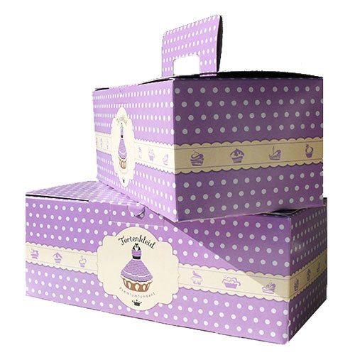 Tortenkleid Geschenkbox