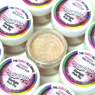 RD Edible Silk - Starlight Pink Sky -3g-