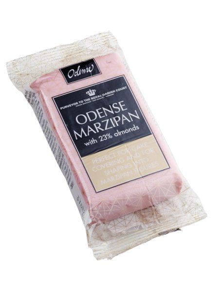 Marzipan rollfertig (Pink / 200gr)