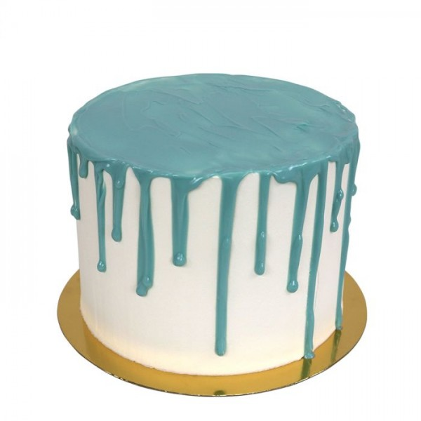 PME Blue Chocolate Luxery Cake Drip 150g
