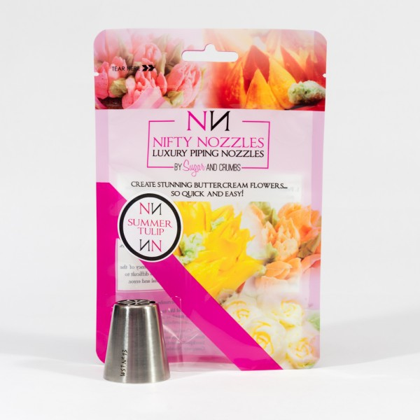 Nifty Nozzles Icing Tülle Sommer Tulip