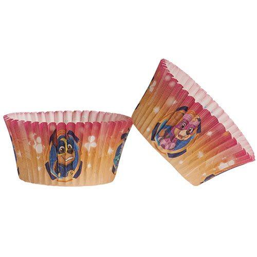 Dekora Muffinförmchen Paw Patrol - 25 Stück