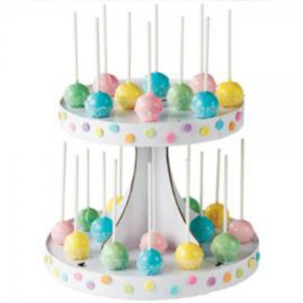Wilton 2 Etagen Popcake Display