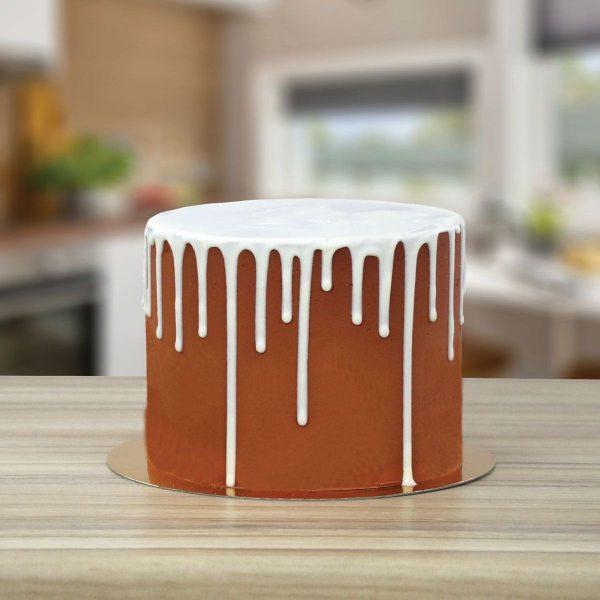 PME White Chocolate Luxery Cake Drip 150g
