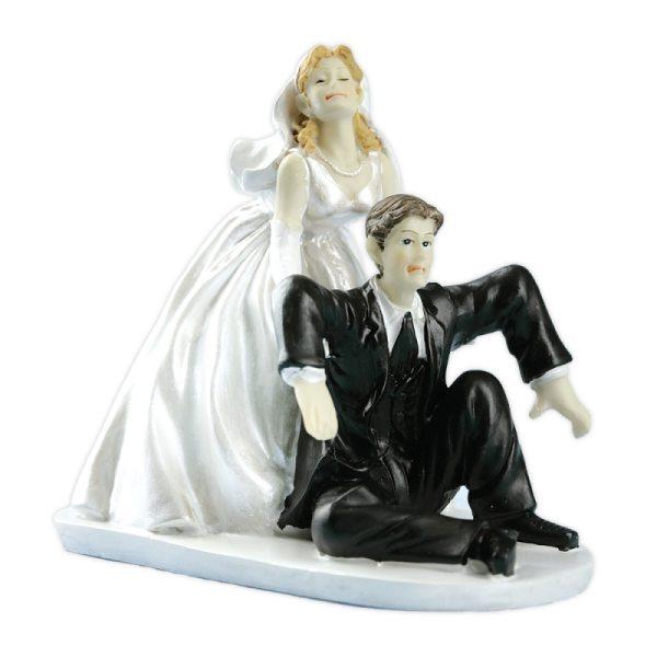 """Brautpaar """"lustig"""""""