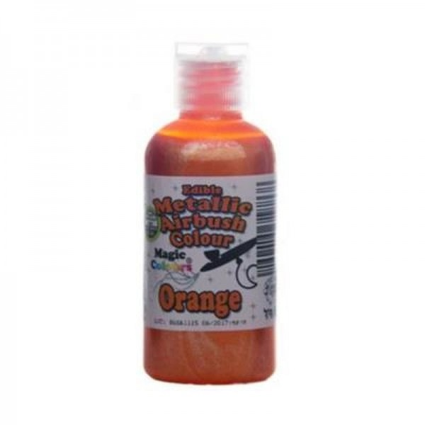 Magic Colours Airbrushfarbe Metallic Orange 55ml