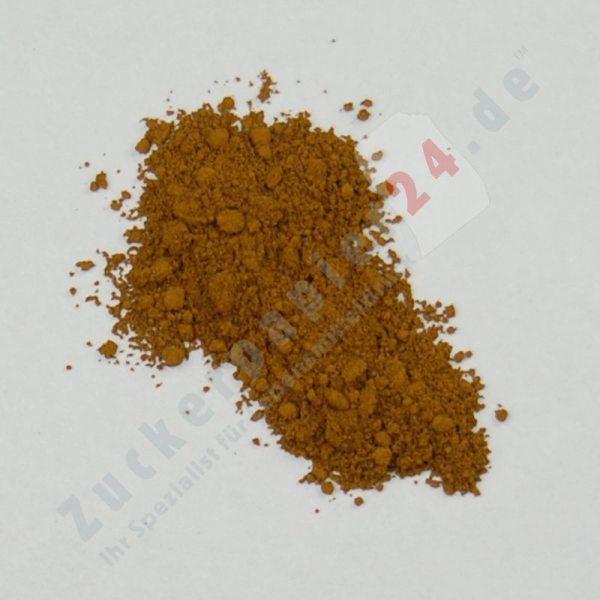Tortenkleid Puderfarbe Braun 5g
