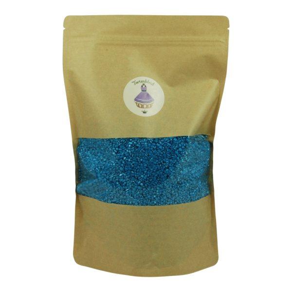 Bunter Zucker - Glimmer Blau 1kg