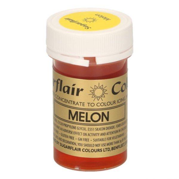 Sugarflair Paste Colour MELON, 25gr.
