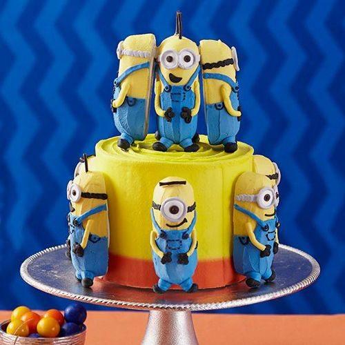 Wilton Mini Cake Pan Delectovals