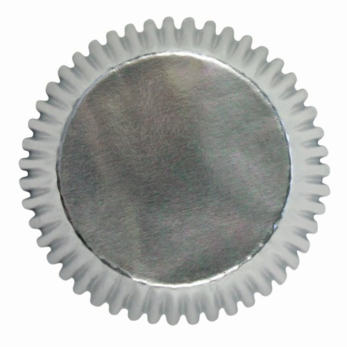 PME Baking cups Silber pk/30