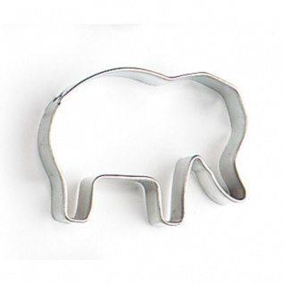 Städter Ausstechform, Mini-Elefant 4,5cm