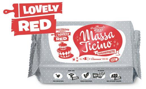 Massa Ticino Tropic 1 Kg Pack rot