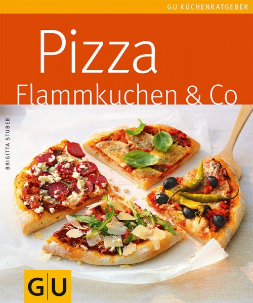 Flammkuchen, Pizza und Co