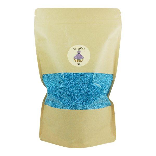 Nonpareilles Glimmer Blau 1kg
