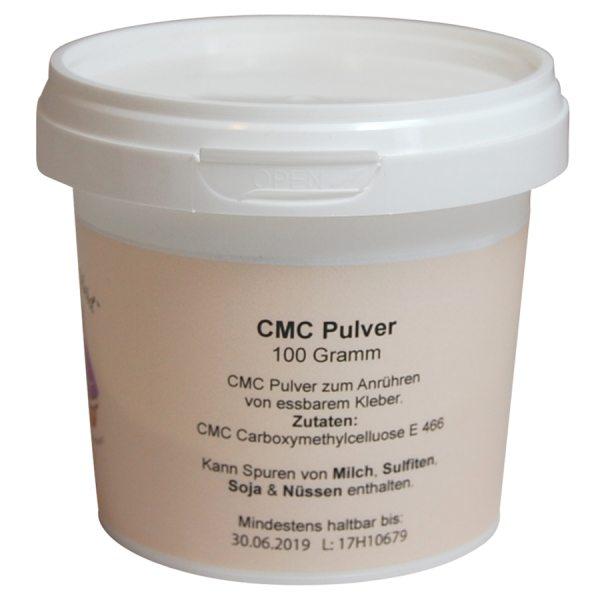 Tortenkleid CMC Pulver - 100g