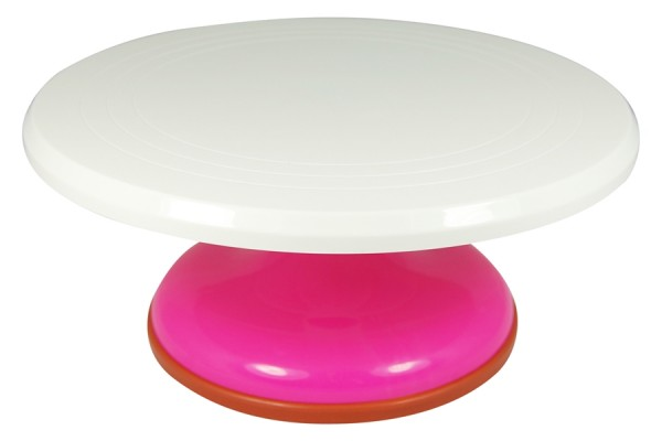 Drehteller / Turn Table pink
