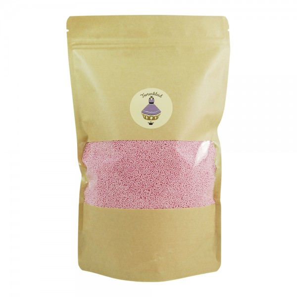 Nonpareilles Glimmer Pink 500g