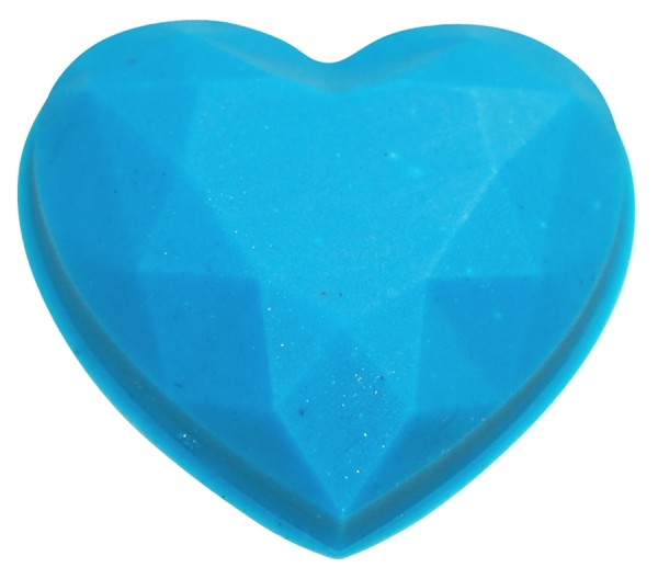 Tortenkleid Kakaobutter Farbe Blau AF 30g