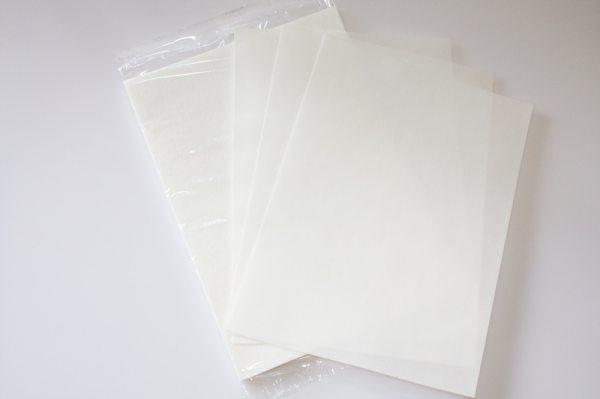 Oblatenpapier Premium (DIN A4 / 25 Blatt)