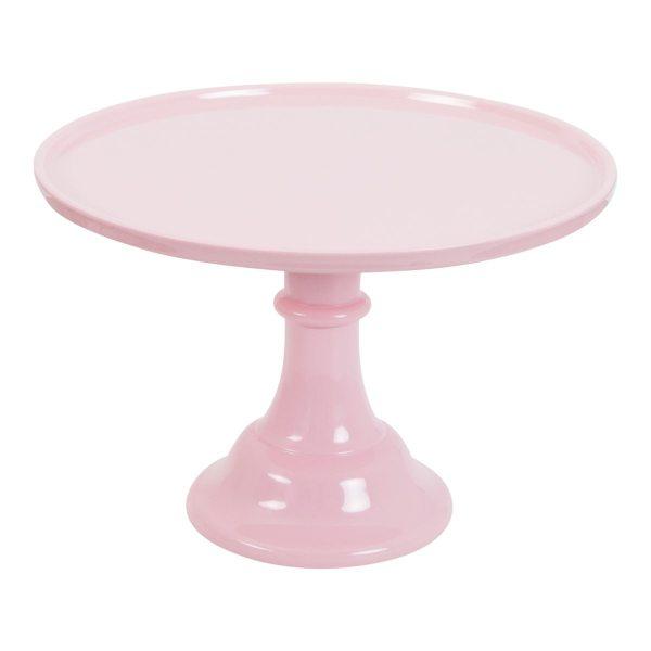 Kuchenständer groß Rosa 30cm