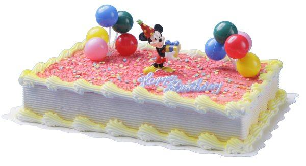 Tortendekoration Geburtstag Mickey Mouse