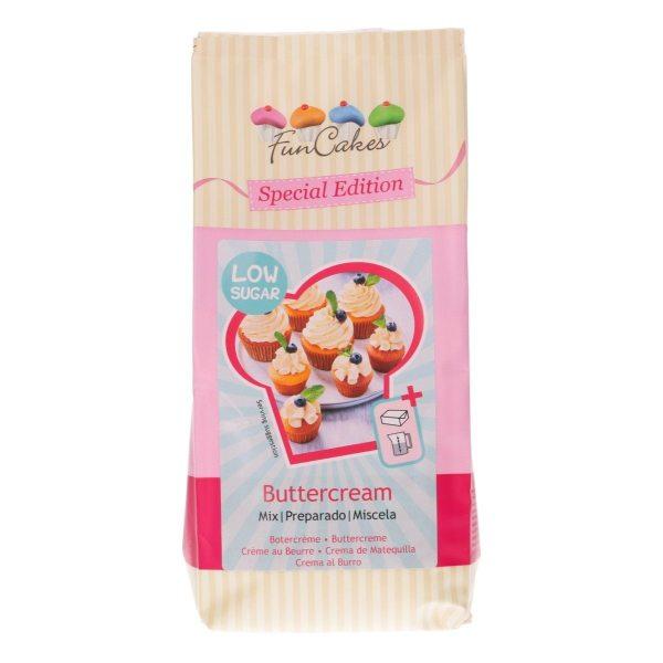 FunCakes Cupcakes Mix Laktosefrei 500g - weniger Zucker -