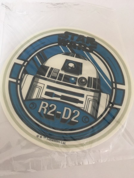 Disney Wafer Sheet - Star Wars 4