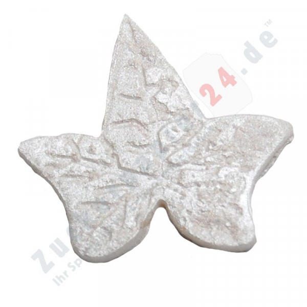 Tortenkleid Puderfarbe Seidenglanz Silber AF 5g
