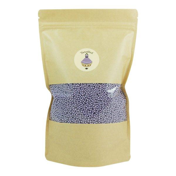 Zuckerperlen 4mm Violett 1kg