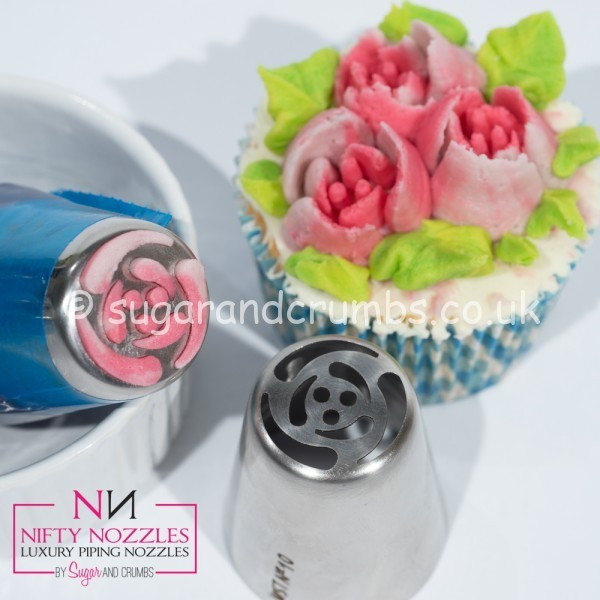 Nifty Nozzles Icing Tülle Mai Tulpe