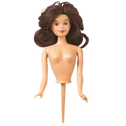 Wilton Teen Doll Pick brünette