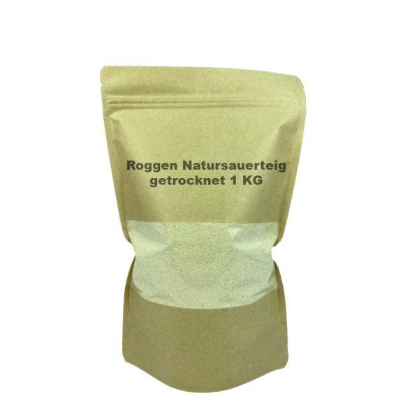 Roggen-Natursauerteig 1kg