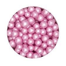 Städter Zuckerperlen Maxi Pink 6mm 60g