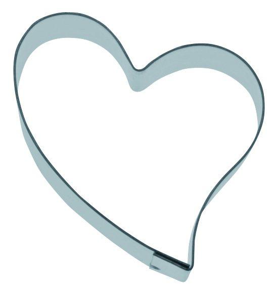 Städter Herz Ausstechform 5,5 cm