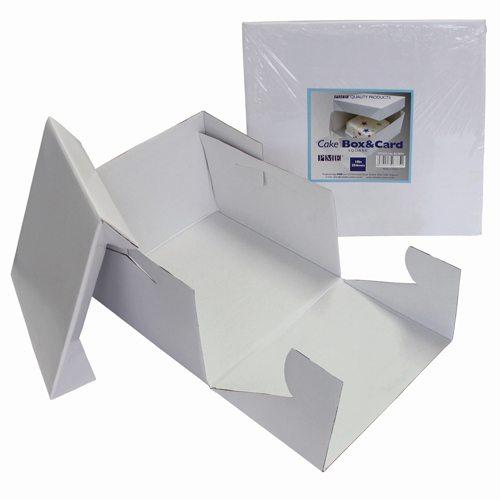 PME Cake Box 22,5x22,5x15cm