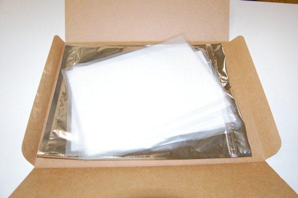 Schokotransferfolie Premium (DIN A3 / 10 Blatt)